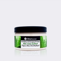Hair mask with aloe OLIVE'SECRET 250ml