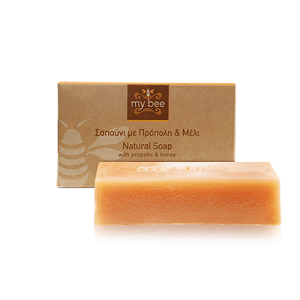 Soap with Propolis & Honey MYBEE